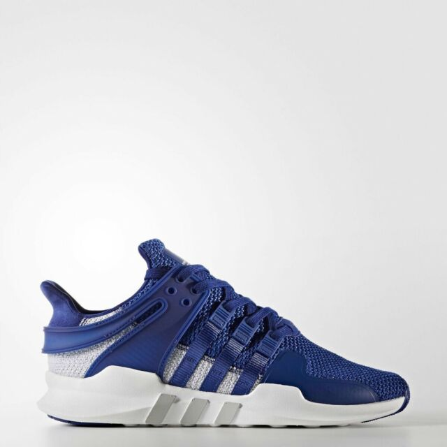 best service e63fc 9905e adidas EQT Support ADV Mens By9590 Mystery Ink Knit Running Shoes Size 12