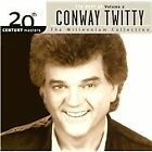 Conway Twitty - 20th Century Masters - The Millennium Collection (The Best of , Vol. 2, 2003)