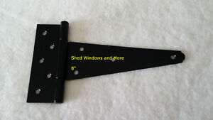 Image Is Loading Shed T Hinge Heavy Duty 8 034 Strap