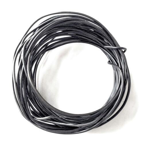 Annealed Iron Black Jewelry Wire 16 Gauge Dead Soft Round Q30 Feet per Pkg
