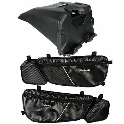 Electronic Device Holder Storage/&Side Door Bags For 2017-2019 Can Am Maverick X3