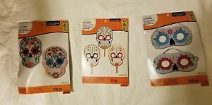 Creatology-Day-of-the-Dead-Mask-Kits-CHOOSE-Dia-de-los-Muertos-Foam-Paper