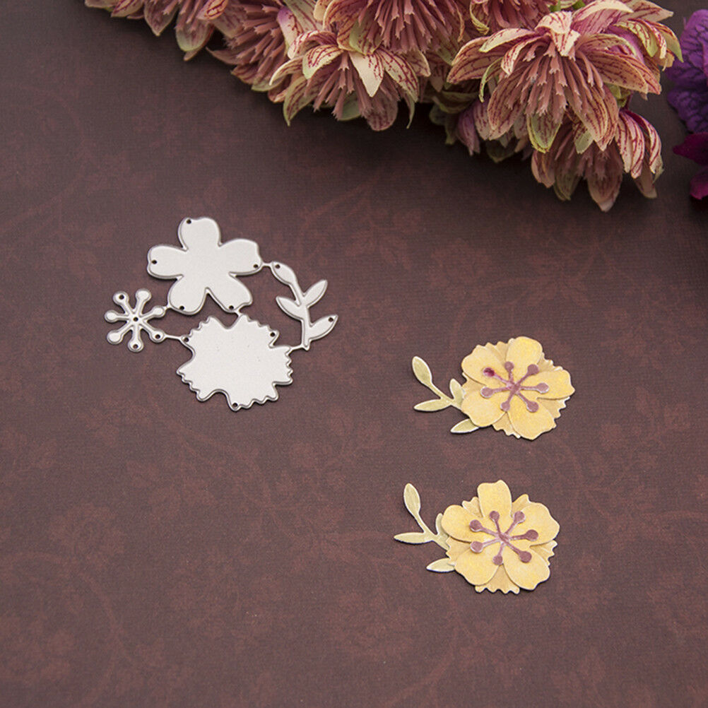 Metal Cutting Dies Stencil Scrapbooking Paper Card Embossing Craft  UUXJ