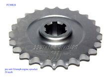 NEW Triumph 650 500 pre unit engine sprockets 24 teeth motorritzel E3108 70-3108