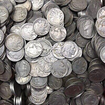 ✯ 1913-1938 Buffalo Nickels ✯ FULL Dates