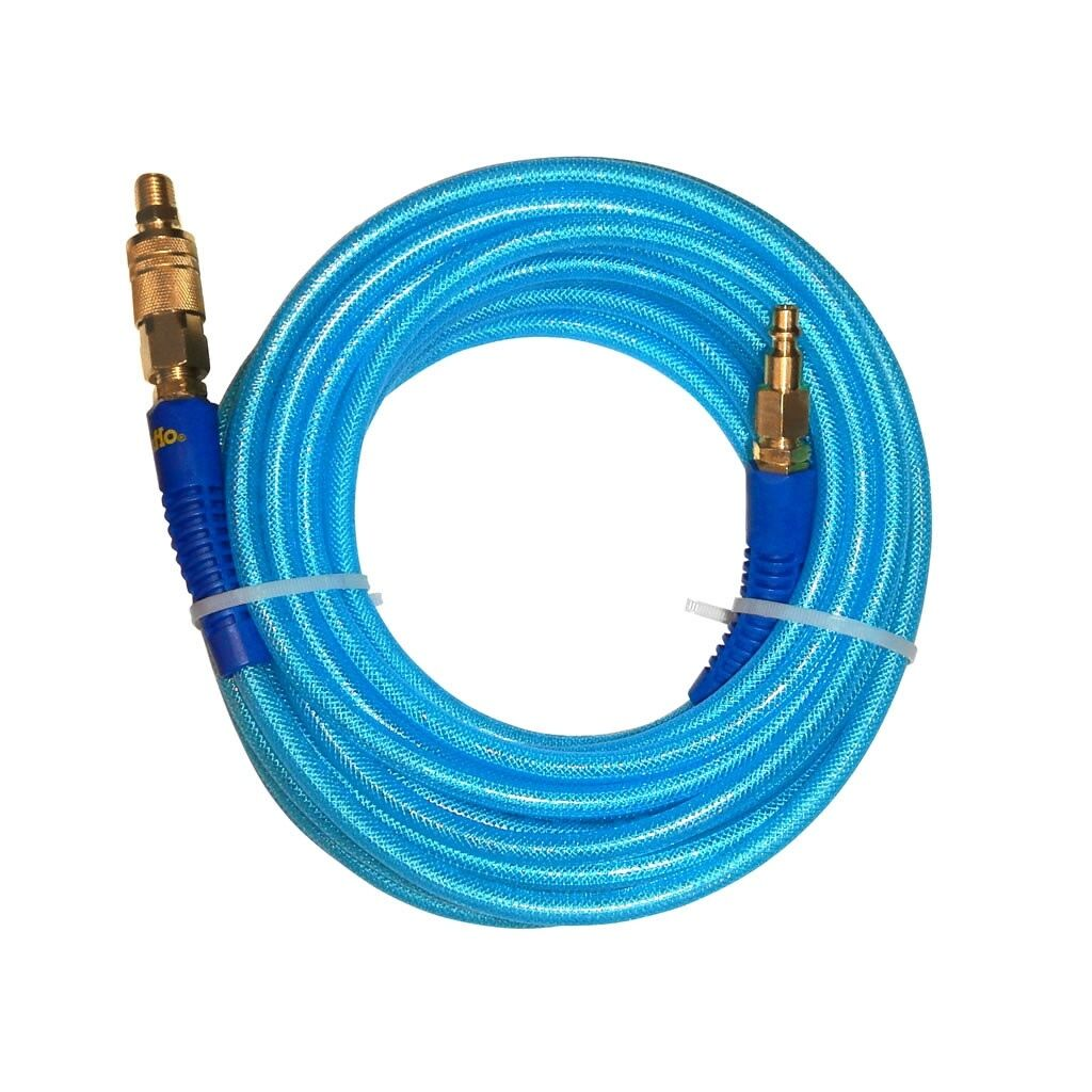 Air Hose with Quick Disconnects