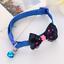 Adjustable-Kitten-Necktie-Collar-Bowknot-Bow-Bell-Tie-Cat-Small-Pet-Puppy-UK thumbnail 14