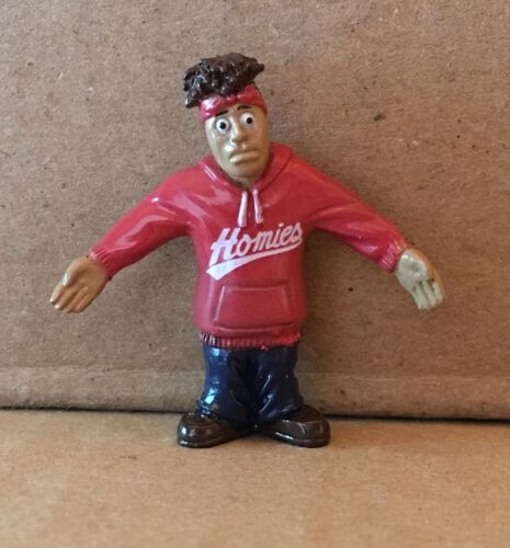 "Scarecrow Homies Series 4 Figurine ~2/"" tall New Loose Fig"