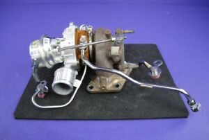 15-16-Lincoln-MKX-Edge-Continental-2-7L-Turbo-Charger-Right-Side-FT4E-6K682-DC