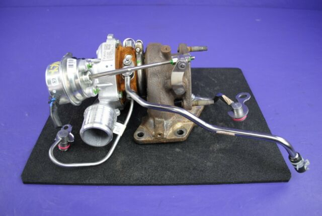 15-16 Lincoln MKX Edge Continental 2.7L Turbo Charger Right Side FT4E-6K682-DC