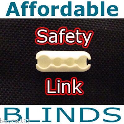 Child Safe Roller Blind Chain Connector Cord Joiner Ebay