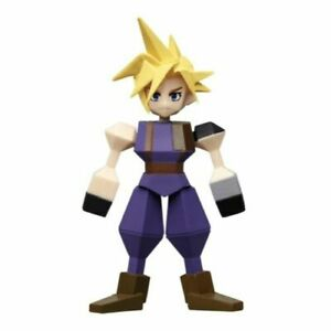 Cloud Final Fantasy VII Polygon Figure Kuji FF 7 Remake Square-Enix Japan
