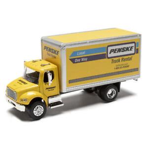 Penske 1 48 Die Cast Box Truck Moving Rental Truck Train Layout