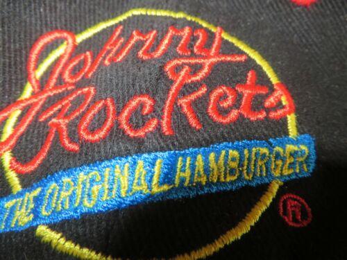 VTG JOHNNY ROCKETS ORIGINAL HAMBURGER ADVERTISING