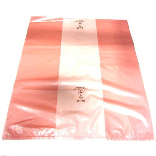 10x antistatik ESD Seitenfalten-Beutel Tüten 60x40x70cm Eurobox antistatic Bags