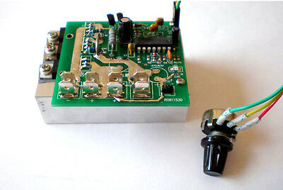 12-40V 100A 1200W DC Motor Speed Control PWM Controller