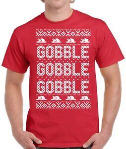 53c2b0e6 Gobble Gobble Shirt Men's Thanksgiving Shirt Thanksgiving T Shirt ...