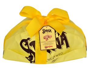 Colomba Farcita alla Crema di Cioccolato al Liquore Strega 1 Kg Pasqua Dolce