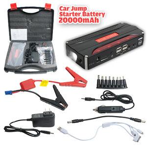 20000mah portable diesel car jump start pack booster. Black Bedroom Furniture Sets. Home Design Ideas