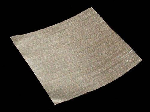 Acero Inoxidable Tejido Malla de Alambre Filtro Grading Hoja