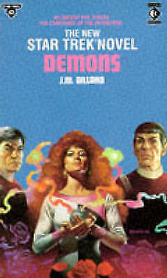 Demons (Star Trek) by Dillard, J. M., Good Book (Paperback) Fast & FREE Delivery