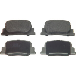 Disc Brake Pad Set-QuickStop Disc Brake Pad Rear Wagner fits 05-10 Scion tC