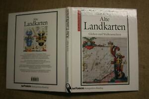 Sammlerbuch-Kartographie-alte-Landkarten-Globen-Atlanten-Stadtplaene