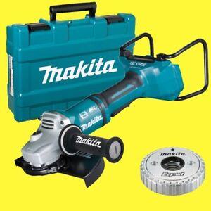 Makita-Amoladora-Angular-Bateria-DGA900ZKX2-Solo-2x18V-36-Voltios-230-Mm