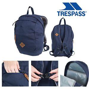 Trespass-Men-Women-Backpack-Canvas-Work-School-Travel-Rucksack-25L-Braer