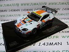 voiture 1/43 IXO 24 Heures MANS ASTON MARTIN V8 vantage #97 2012 LMM238 Fernande