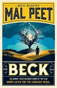 Beck-Rosoff-Meg-Peet-Mal-New-Book
