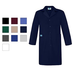c57e879b2d6 Image is loading Adar-Unisex-Doctor-Nurse-Scrub-Uniform-Lapel-Collar-