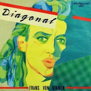 7-034-FRANS-VON-SINNEN-Diagonal-GERHARD-WIRTH-LADY-RECORDS-45rpm-NDW-orig-1987