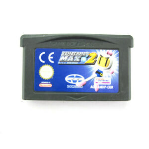 Gameboy-Advance-GBA-Jeu-Bomberman-Max-2