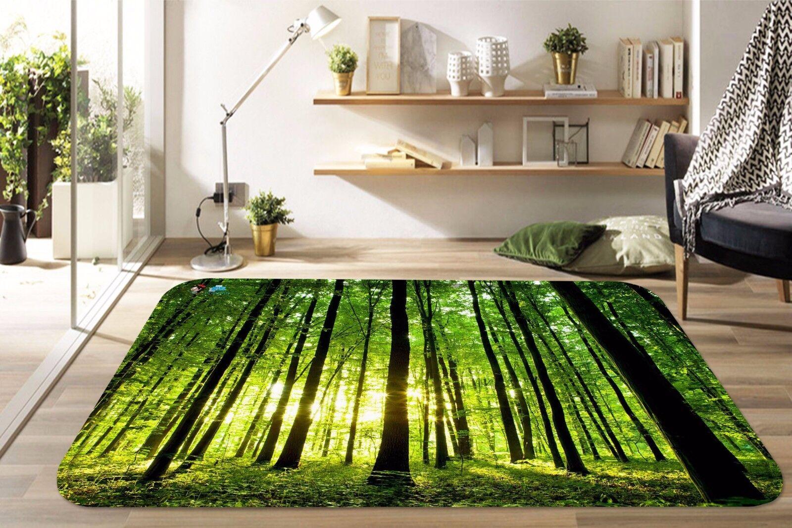 3D 3D 3D Wiese 42 Rutschfest Teppich Matte Raum Matte Qualität Elegant Teppich DE 596ee9