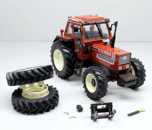 REPLICAGRI 1 32 SCALE FIAT 140-90 TURBO DT WITH REMOVABLE DUAL WHEELS