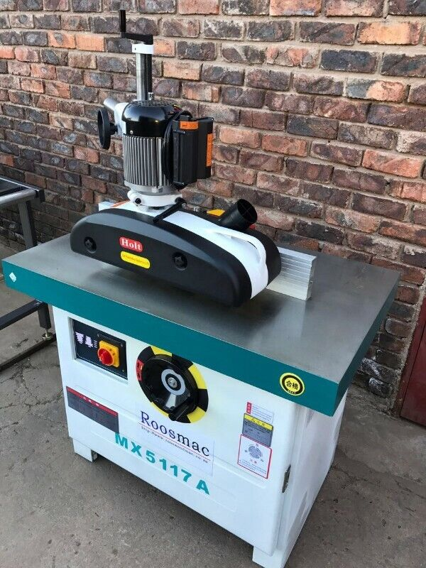 Spindle, Power Feeder Unit, HOLD, 4-wheel, 8-speed