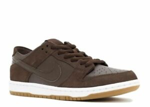 outlet store 03b37 d7bd0 Details about Nike SB Dunk Low Pro IW Baroque Brown Skate Shoe Ishod Wair