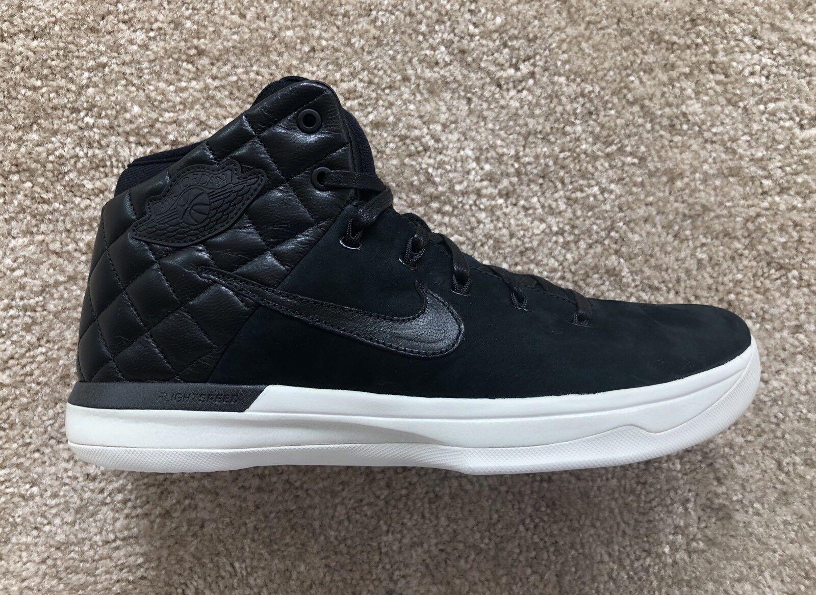 Nike Air Jordan XXXI 31 EP Cyber Monday Black Cat Shoes 854270-001 Size 11