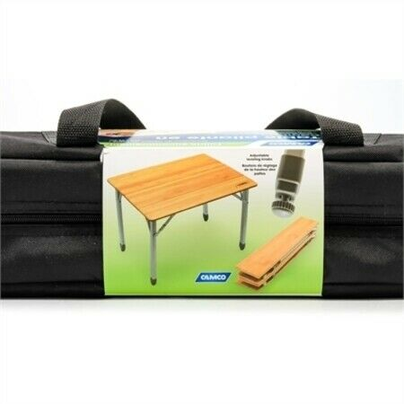 CAMCO 51895 Bamboo Folding Table