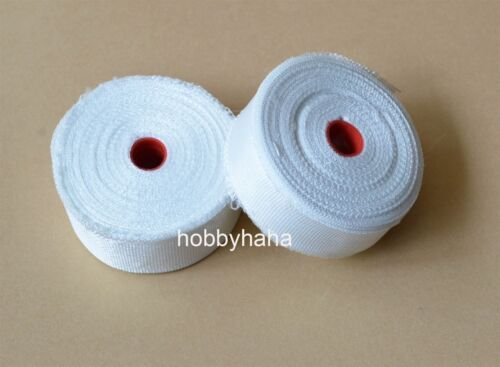 5 Rolls Fiberglass Cloth Tape E-Glass wide 20mm *30m  long Fiber Plain Weave