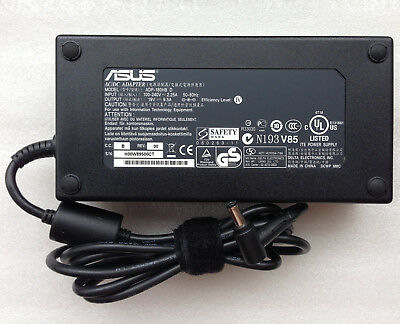 Original OEM 180W AC Adapter for Asus G75VW-DH73-3D,G75VW-DS72-3D,G75VW-DS73-3D