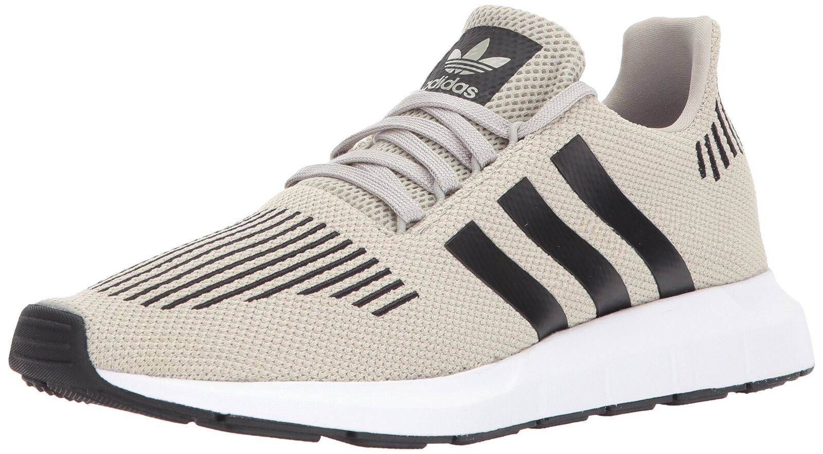 Adidas Men's Swift Running shoes Sesame Black White 10 D(M) US New