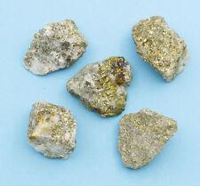 Wholesale 5 Natural Gold Copper Ore Nugget High Grade 25-35 Grams Random Shape