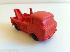 Tomte Laerdal - Camion Jeep dépanneuse rouge (1/43)