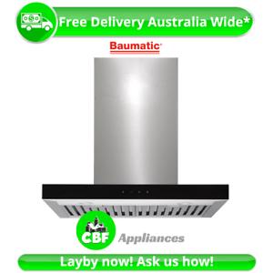 Baumatic-RFT6-60cm-600mm-Deluxe-Flat-Canopy-Rangehood-Exhaust-Kitchen-Extractor