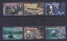Nuova Zelanda New Zealand 1999 Millennio 5 serie 1858-63 MNH