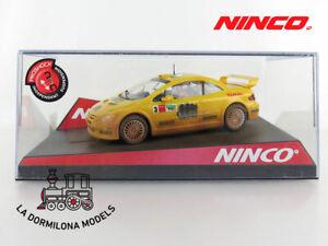 "Ninco 50367 slot Car Peugeot 307 WRC #3 Pirelli ""barro"" M.gronholm MB"