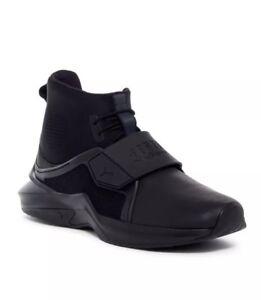 Details about Fenty Puma by Rihanna Hi Trainer Women's Sneaker, Black, Size  6, Retail: $190