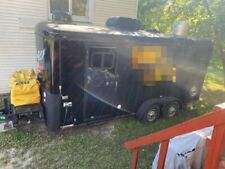 2013 Used Food Concession Trailer Ready To Cook Mobile Kitchen For Sale In Ill